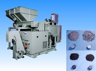 Chip compacting machine(MKS)