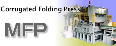 Corrugated Folding Press