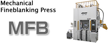 Mechanical Fineblanking press