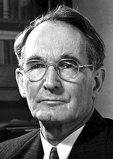 Dr. Percy Williams Bridgman